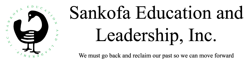 Sankofa Education and Leadership logo