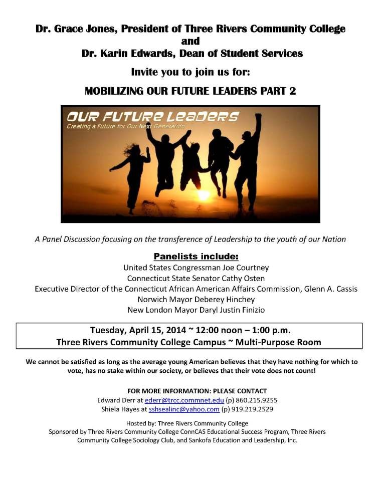 Flier_A_Mobilizing Our Future Leaders 2